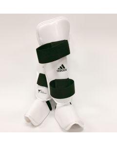 Adidas Taekwondo Shin & Instep Guards
