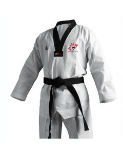 Adidas Black Belt Uniform ADI-CHAMP II