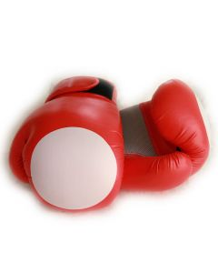 Boxing Gloves Red