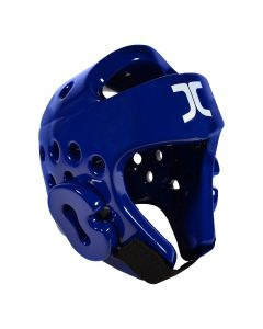 JC Head Guard Club Blue - WT Licensed