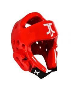 JC Head Guard Club Red - WT Licensed