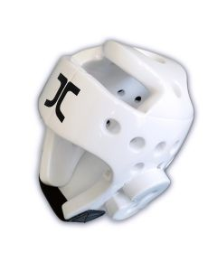 JCalicu Head Guard Club White - WTF Approved