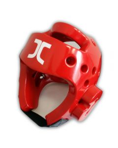 JCalicu Head Guard Club Red - WTF Approved