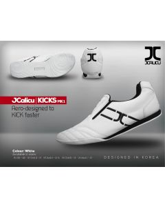 JCalicu KICKS MK1 Shoes - White Sole