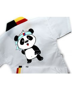 Panda Uniform Short Sleeve