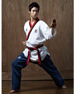 JC Male Poomsae Poom Diamond Uniform