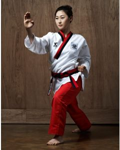 JC Female Poomsae Poom Diamond Uniform