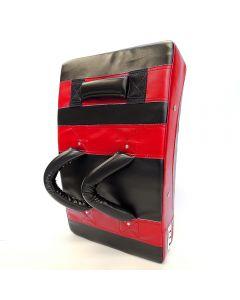 Kicking Shield Medium Red