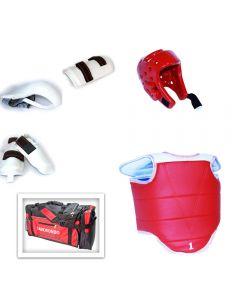 TKD Sparring Set with Bag