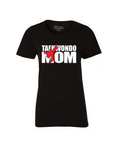 Mom Taekwondo T-Shirt