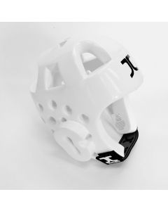 JC Head Guard Premium White - WT Licensed