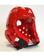 Adidas Taekwondo Headgear Red
