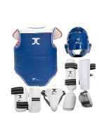 JC TKD Club Sparring Set WT Licensed