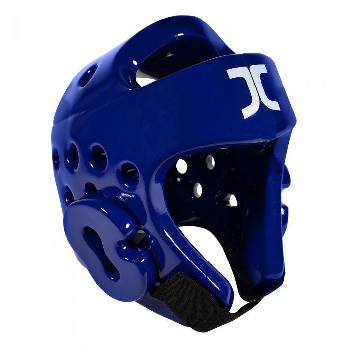 JC Head Guard Club Blue - WT Licensed