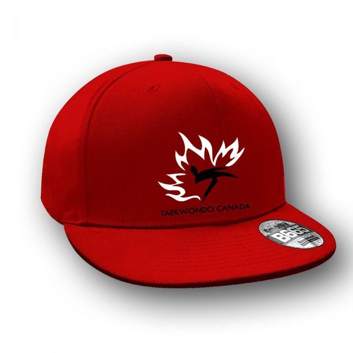 Taekwondo Canada Hat RED