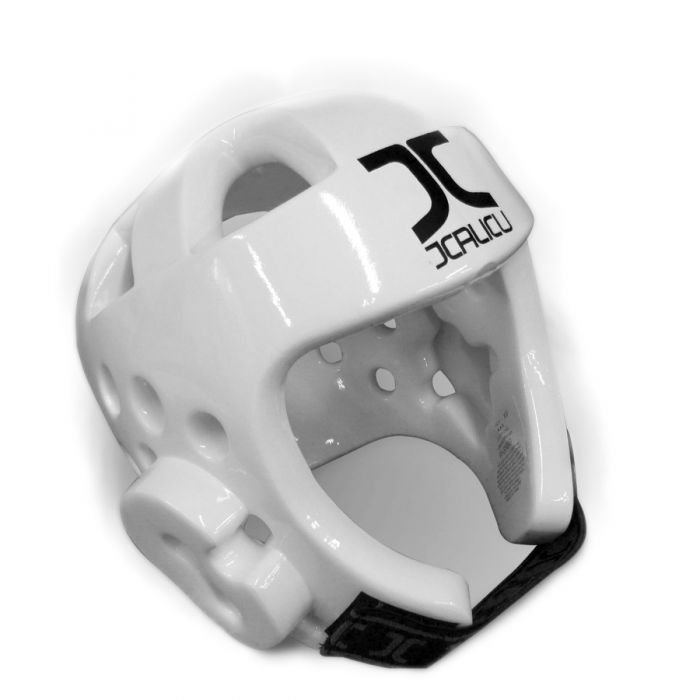JCalicu Head Guard Premium White - WTF Approved