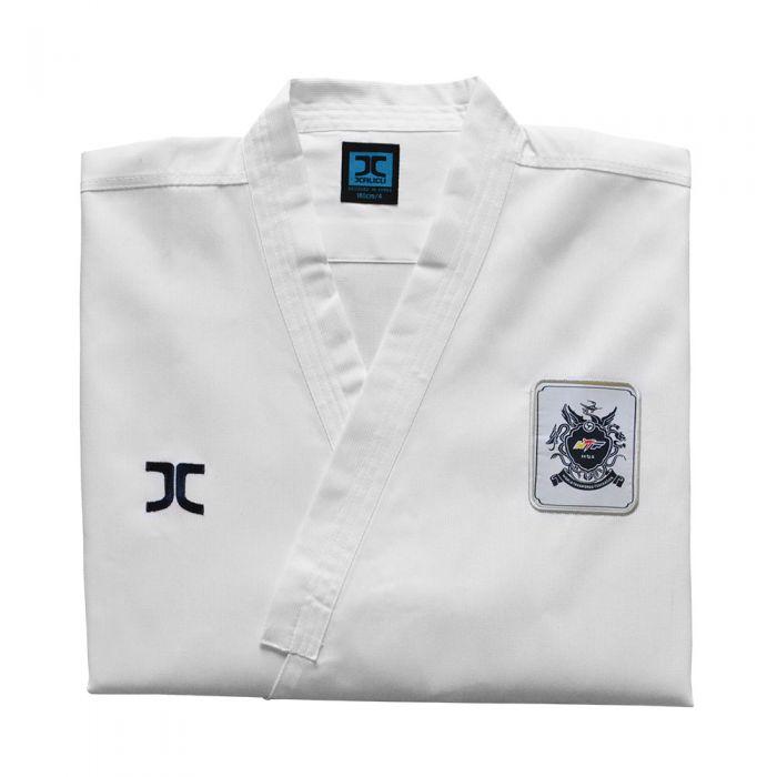 JC Poomsae Club Uniform - Geup - WTF Approved