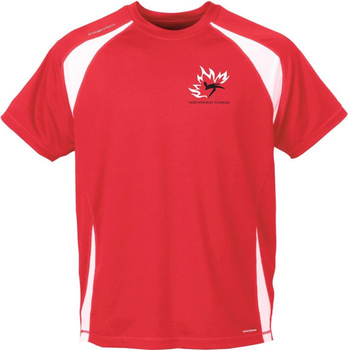 Taekwondo Canada Team Jersey Men for 2014