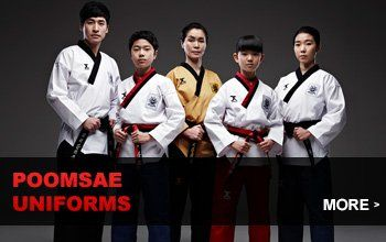 JC Poomsae Uniforms, Pro-Athlete, Diamond